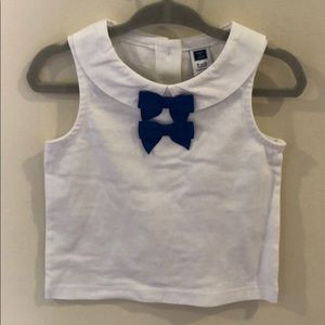 Janie and Jack Baby Girls' Top